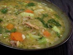 day after thanksgiving turkey carcass soup what a great way to