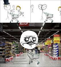 Shopping Cart Meme - i do this all the timr meme by bigredkakarrot memedroid