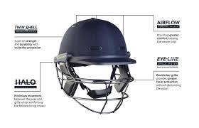 new design helmet for cricket the cornish cricket company ltd masuri