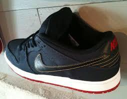 Nike Levis levi s x nike sb dunk low navy hyperstrike sbd