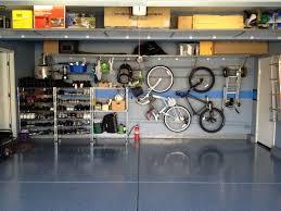 garage garage interior design images organizing your garage on a