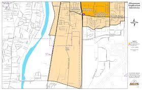 San Jose Zip Codes Map by Barelas Neighborhood Albuquerque South Valley Corona New Home