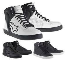motorcycle footwear mens alpinestars anaheim mens street riding touring motorcycle shoes ebay