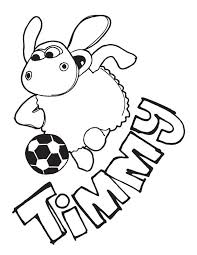 timmy football team striker timmy coloring coloring sky