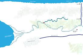 Tijuana Mexico Map Colorado U2013 Area 01 Disputed Waters
