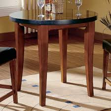 Granite Table Steve Silver Montibello Counter Height Round Pub Dining Table