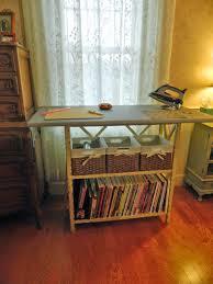 diy ironing board u0026 cutting station buzzinbumble good u0026 done
