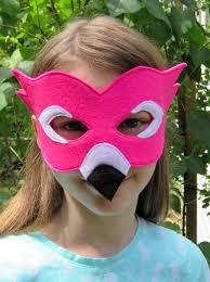 crow mask halloween felt flamingo mask bird mask masquerade carnival mardi
