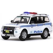 mitsubishi white australian police nsw mitsubishi pajero white