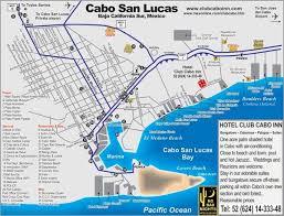 map cabo mexico cabo san lucas tourist map cabo san lucas mappery