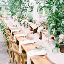 wedding table centerpieces wedding table decorations we re currently coveting mydomaine