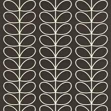 kiely wallpaper linear stem black