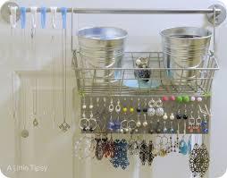 Jewelry Wall Hanger Diy Jewelry Organizer Cork Board