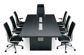 Large White Meeting Table Furniture Office Lux Conference Tables Modern New 2017 Office