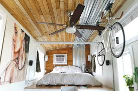 Tiny House On Gooseneck Trailer by Spiffy Tiny House Has Bike Rack Yoga Hammock And More Curbed