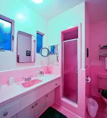 girly bathroom ideas neon girly pink for modern neon bathroom ideas