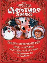 classic christmas movies the original television christmas classics rudolph the red nosed