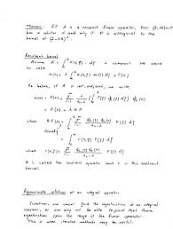 Caregiver Resume Examples by Math 583 B Integral Equations Hilbert Schmidt Kernerls