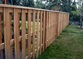 Backyard Fence Styles by Wood Fence Styles Ft Cedar Picket With Top Cap Fencing Arbor