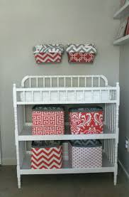 Diaper Organizer For Changing Table Diaper Changing Table Organizer Home Design Ideas