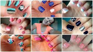 all about my acrylic nails youtube