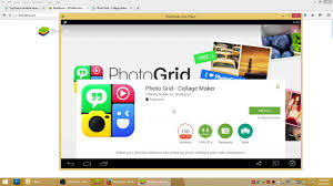 photogrid apk photo grid for pc computer free collage maker
