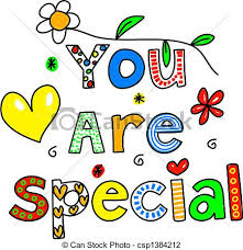 you are special graphic