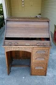 Value Of Antique Roll Top Desk What U0027s It Worth Appraisals For 2 Antique Roll Top Desks
