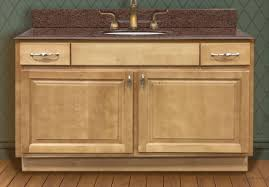 Unassembled Bathroom Vanities by Maple Raised Panel Vanity In Stock Kitchens