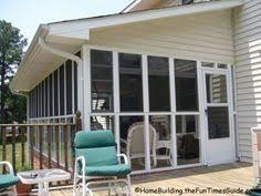 virginia decking sunroom convert screen porch vinyl window