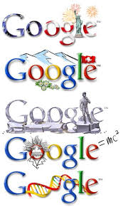 new google homepage design google feeling some bing envy