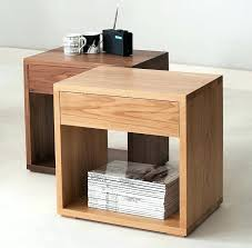 side table for bed small bed table mailgapp me