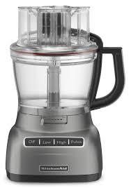kitchen aid food processor kitchenaid kfp1333cu 13 cup food processor with