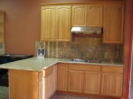 kitchen backsplash ideas with maple cabinets maple cabinets gray