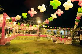 best balloons party decorations with christening cebu