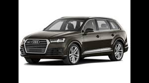Audi Q7 Suv - audi q7 suv argus brown metallic youtube