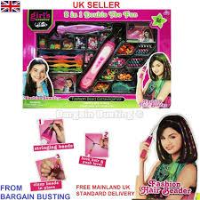 fashion hair beader fashion bracelet maker necklace jewellery kids hair