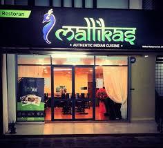 cuisine in kl mallikas restaurant best indian restaurant in kl best food in kl