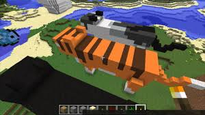 giant ocelot and cats in minecraft youtube