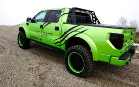 Ford Raptor Green - 2014 geigercars ford f 150 svt raptor beast pickup muscle tuning