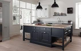edwardian kitchen ideas bench waterfalls and grey on arafen