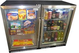 wondrous beverage center mini fridge can glass door refrigerator