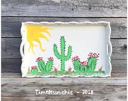 art deco cactus ring holder images Cactus tray etsy jpg