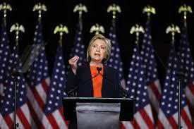 hillary clinton transcript of speech on donald trump time com