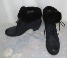 womens shearling boots size 11 size 11 boots blondo for ebay