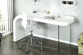 bureau design blanc laqué amovible max charmant bureau moderne blanc design moby laque beraue bureau blanc