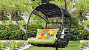 Hammock Chair C Stand Outdoor Hanging Chair With Stand Youtube