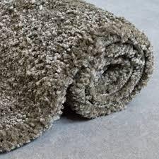 Schlafzimmer Teppich Taupe Teppich Handgefertigt Hochwertig 100 Viskose Vintage Optisch