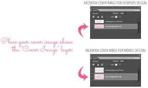 cover photo template facebook designing facebook cover photos for desktop u0026 mobile new 2016 size