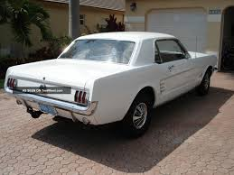 1966 ford mustang manual car autos gallery
